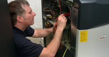 Repair and fault finding are top of the agenda at Riello UPS training