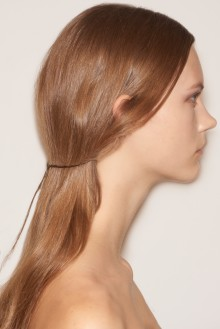Hair by Guido, Redken Global Creative Director - VALENTINO Fall/Winter 2015