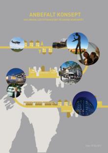 KVU om kollektivtransport på Nedre Romerike - kortversjon