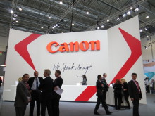 drupa-suksess for Canon