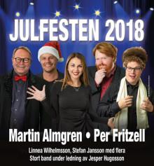 Julfest även i år med Martin, Per, Linnea, Stefan och Jesper