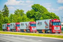 Goodyear skriver avtal med logistikföretaget Kreiss