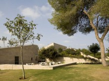imagineear technology lightens the load for visitor groups to Ramat HaNadiv, the memorial and gardens dedicated to Baron Edmond de Rothschild