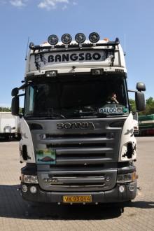 Scania erklærer krig mod højresvingsulykker
