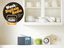 Sony biedt een ruim assortiment DAB+ radio's aan tijdens de Week van de Digitale Radio