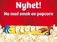 Poppande chokladklassiker – Plopp bjuder på både sött och salt