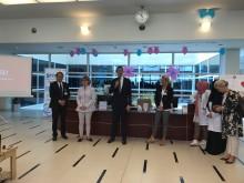 Två nya antenatal kliniker öppnade