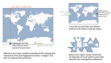 Vi har svårt att förstå världskartans kant