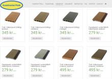Scandinavian Plank har ny hemsida med webshop!