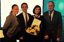 Svenska Hus ägare belönade Årets Framtidsbyggare 2016 med 1,2 miljoner