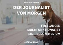 Diese Faktoren verändern den Journalismus