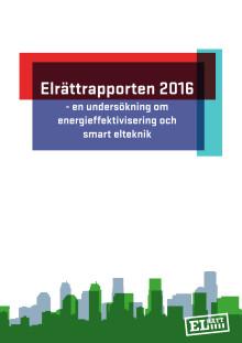 Elrättrapporten 2016