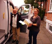 fødevareBanken leverer nu mad i Herning hver uge