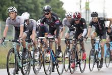 Fartfylld midsommar på Cykel-SM i Burseryd