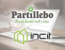 Partillebo växer med fastighetssystemet Incit Xpand