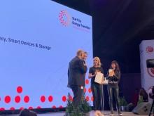 Svenska företaget Blixt Tech vann i internationella tävlingen Startup Energy Transition