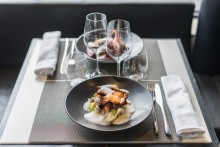 Delikat restaurangnota när 150 krogar deltar i matfestival
