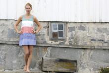 Emma och Malena är ny medlem i Modeinkubatorn