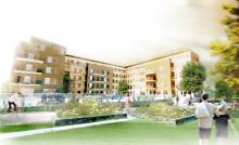 Fler bostäder i Landvetter centrum när detaljplan vunnit laga kraft