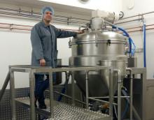 Christian Berner AB levererar vakuumprocessblandare för emulgerade såser till Source Food Production AB i Sjöbo.