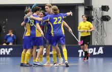 Sveriges U19-herrar vann mot Finland - efter straffavgörande