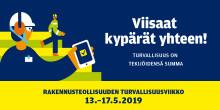 Turvallisesti telineillä - Telinetorstain asennusnäytös Rautatientorilla 16.5.2019