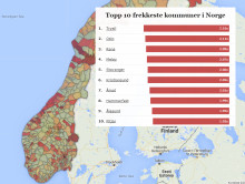Her er Norges frekkeste kommune 2016