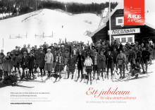 Åre 100 years as a winter sport resort 1910-2010