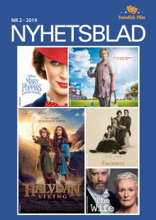 Nyhetsblad 2, 2019 - Swedish Film