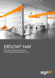 Accounts Payable Automation for Microsoft Dynamics NAV 2016
