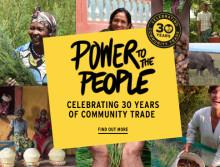 The Body Shopin yhteisökaupan ohjelma täyttää 30 vuotta!