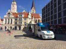 Beratungsmobil der Unabhängigen Patientenberatung kommt am 8. Oktober nach Ingolstadt.