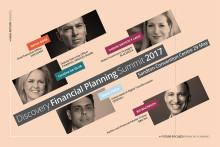 Global leaders in finance, investment and financial planning to speak at the Discovery Financial Planning Summit