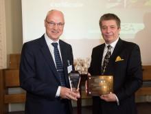 Engcons initiativ for økt sikkerhet får pris i England