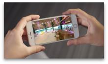 Sjekk inn på Paradise Hotel i VR