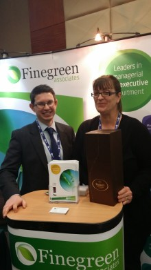 Finegreen at the HFMA Yorkshire and Humber Branch Annual Conference