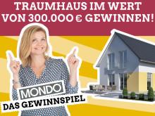 Jetzt Haus im Wert von 300.000 Euro gewinnen!