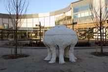 Ny park intill Vallentuna Kulturhus
