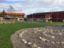 Unik invigning av ny skola, förskola, bibliotek och sporthall i Stora Skedvi - framtidsbygden