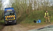 Officers investigating rogue traders in Meon Valley issue images