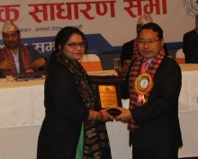 Practical Action recognised for its contribution to Nepalese micro hydropower sector
