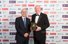 Mitie Group Plc and Troup Bywaters + Anders Ltd win National Apprenticeship Award