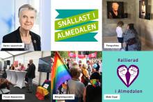 De är finalister till Snällast i Almedalen 2019