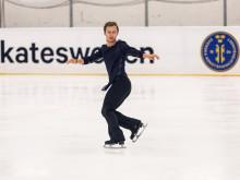Idag gör Alexander Majorov sin andra GP-tävling