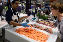 Strong gains for Norwegian salmon exports in Q1 2016