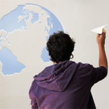 """Kostenfreier Online-Vortrag """"Erfolgreich für das Auslandssemester bewerben"""" am 1. Februar"""