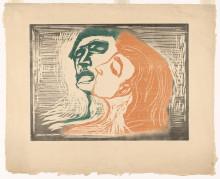Åpner stor Munch grafikk - utstilling på The British Museum, London