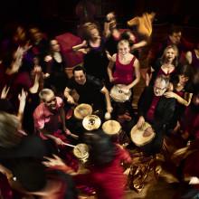 HUNGER en helt ny föreställning med Sångensemblen Amanda i samarbete med Folkteatern.