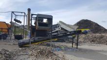 Efterfrågan på mer avancerad sortering av returträ och avfall har tagit fart