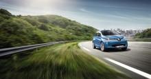 Nye Renault Zoe med 400 km rekkevidde (NEDC)